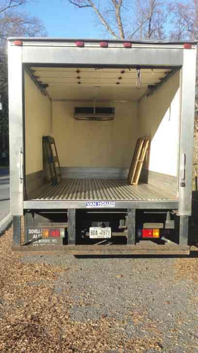 Isuzu Npr Hd 2006 Van Box Trucks