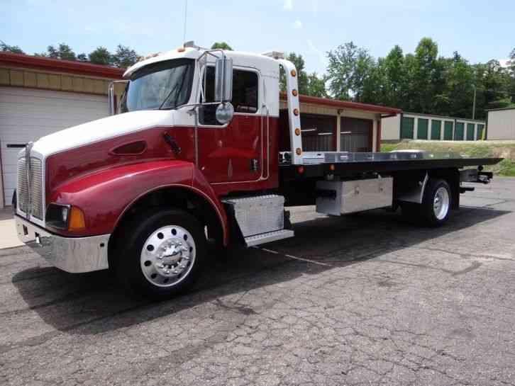 Flatbed Tow Truck >> Kenworth (2006) : Flatbeds & Rollbacks