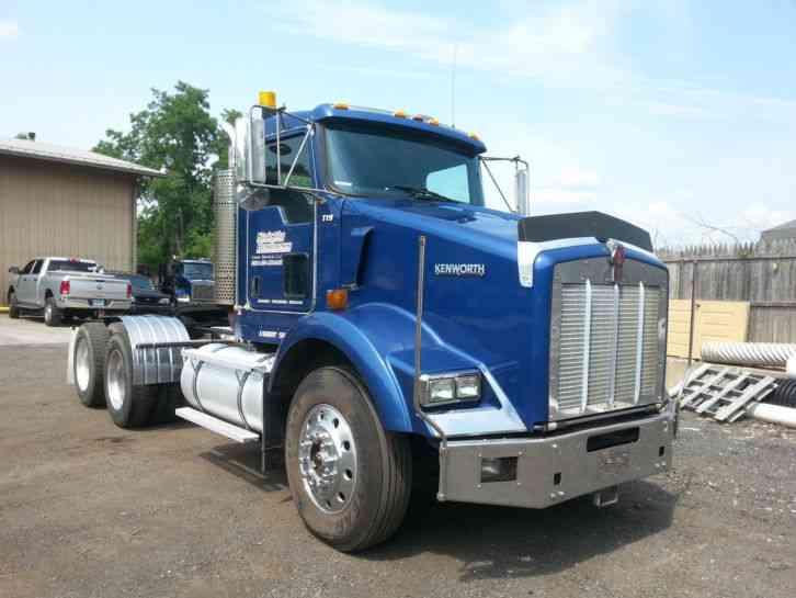 T800  2006    Daycab Semi Trucks