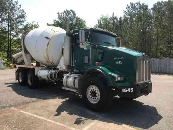 Aquatech Vactor Vac Con 72998 on International Paystar Concrete Mixer Truck Used Trucks Tandem
