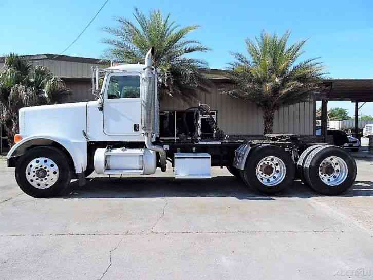 Used Trucks For Sale In Lake Charles >> Peterbilt 378 (2006) : Daycab Semi Trucks