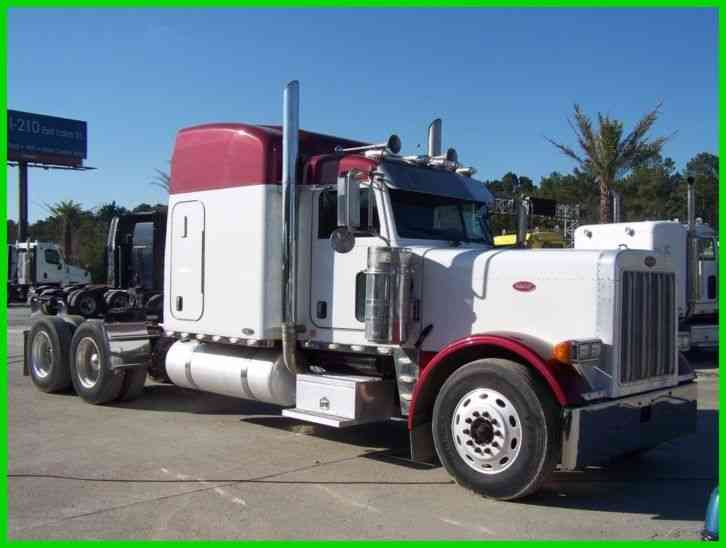 Extended Hood For Sale >> Peterbilt 379 Extended Hood (2006) : Sleeper Semi Trucks