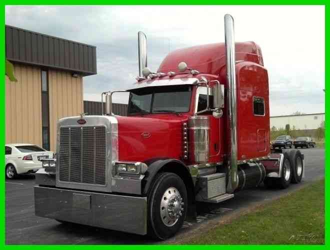 Peterbilt 379 2006 Sleeper Semi Trucks