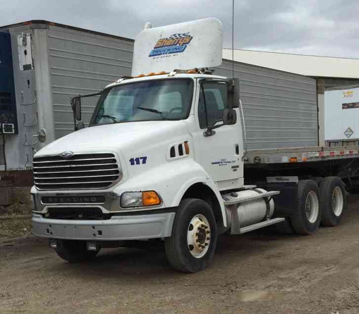 Low Mileage Diesel Trucks >> Sterling AT9500 (2006) : Daycab Semi Trucks