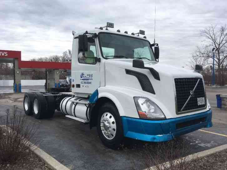 Heavy Truck Pto : Volvo vnl daycab with wet kit pto