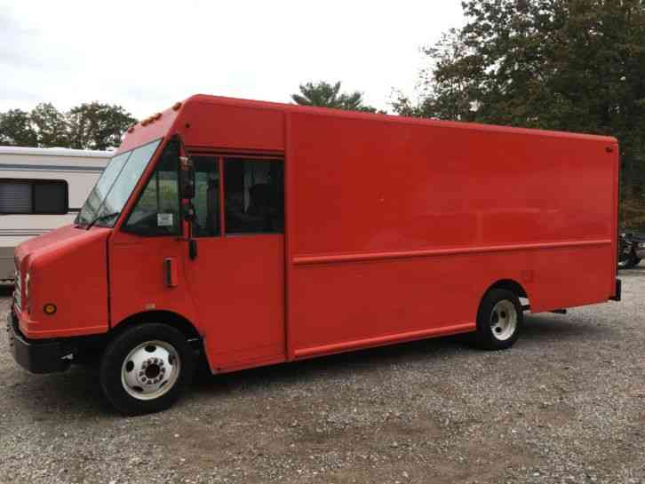 Workhorse P40 2006 Van Box Trucks