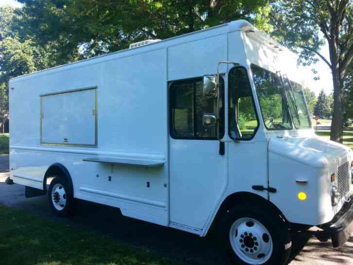 Workhorse W42 2006 Van Box Trucks