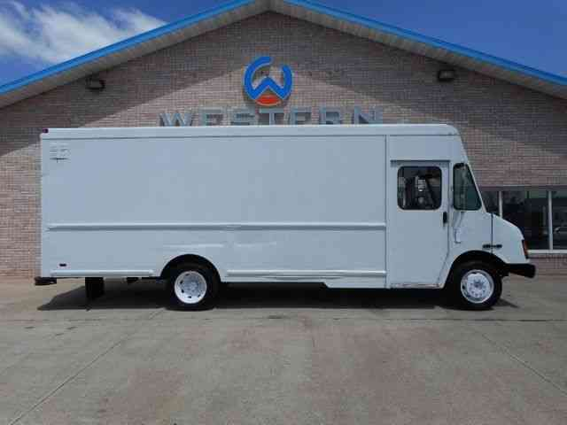 Fedex Trucks For Sale >> Workhorse Step Van (2006) : Van / Box Trucks