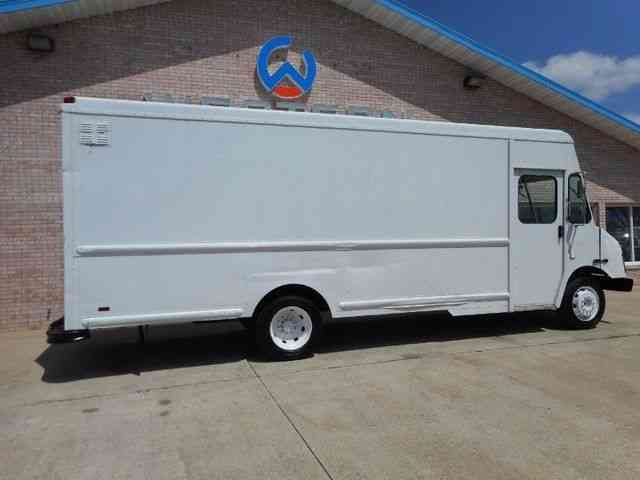 Workhorse Step Van 2006 Van Box Trucks
