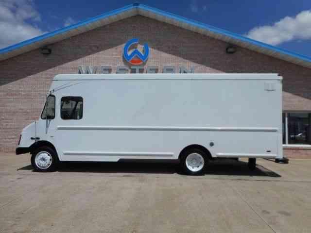 Workhorse Step Van 2006 Van Box Trucks