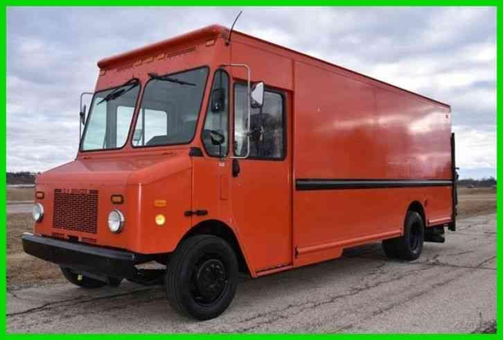 Workhorse W42 Stepvan 2006 Van Box Trucks