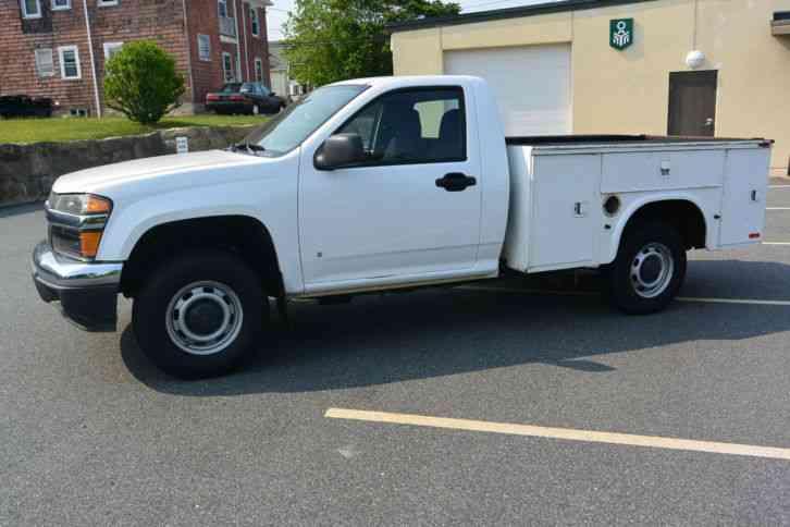 Chevrolet Colorado (2007) : Utility / Service Trucks