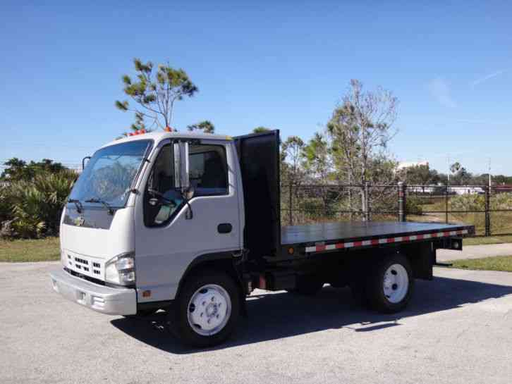 Chevrolet W5500 Flatbed (2007)