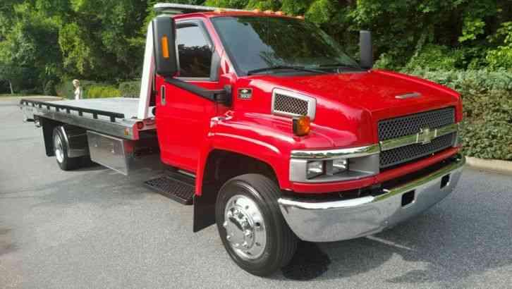 Chevrolet C5500 (2007) : Flatbeds & Rollbacks