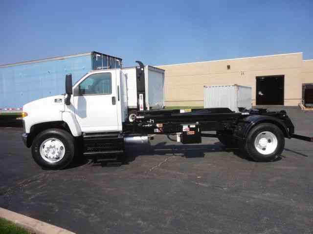 chevrolet c7500 2007 heavy duty trucks. Black Bedroom Furniture Sets. Home Design Ideas