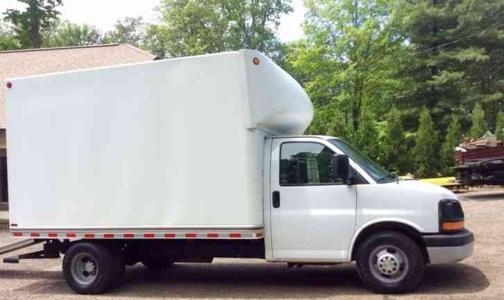 Fan That Blows Cold Air >> Chevrolet G3500 (2007) : Van / Box Trucks