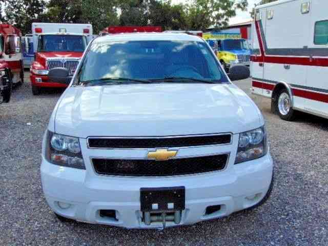 2007 Chevy Tahoe For Sale >> Chevy Tahoe Ls 2007 Emergency Fire Trucks