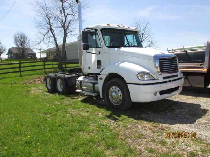 Used Heavy Trucks For Sale In Oklahoma >> Sterling L95 (2008) : Daycab Semi Trucks