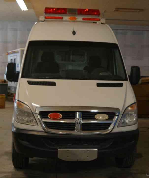 Dodge Sprinters: Dodge Sprinter (2007) : Emergency & Fire Trucks