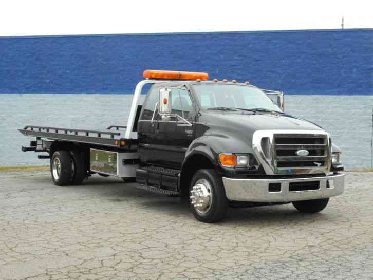 Ford F650 Xlt Super Duty >> Ford F650 Xlt Super Duty Pro Loader 2007 Flatbeds Rollbacks