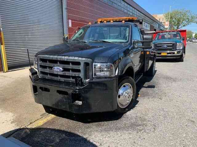 Ford F-550 (2007)