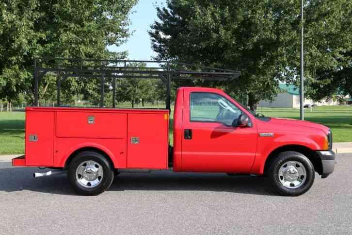 Trucks Plus Omaha >> Ford F250 (2007) : Utility / Service Trucks