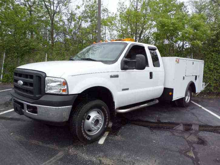Ford Utility Bed Truck For Sale