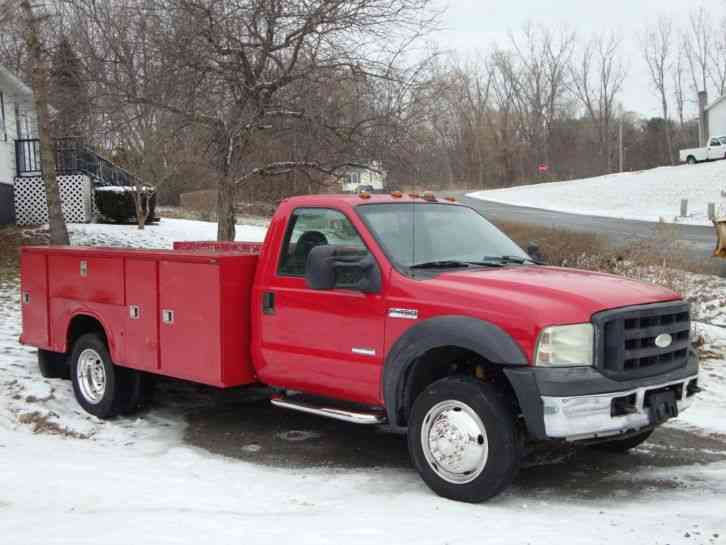 Ford F450 (2007)