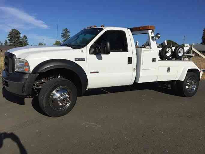 Used 1995 ford f350 wrecker tow truck for sale ford html autos post
