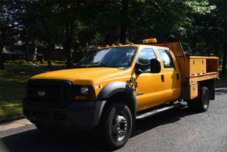 Ford ford F550 (2007)