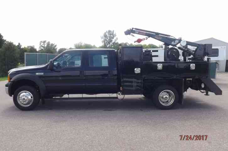 Imt Service Truck Bumper Step : Ford f  utility service trucks