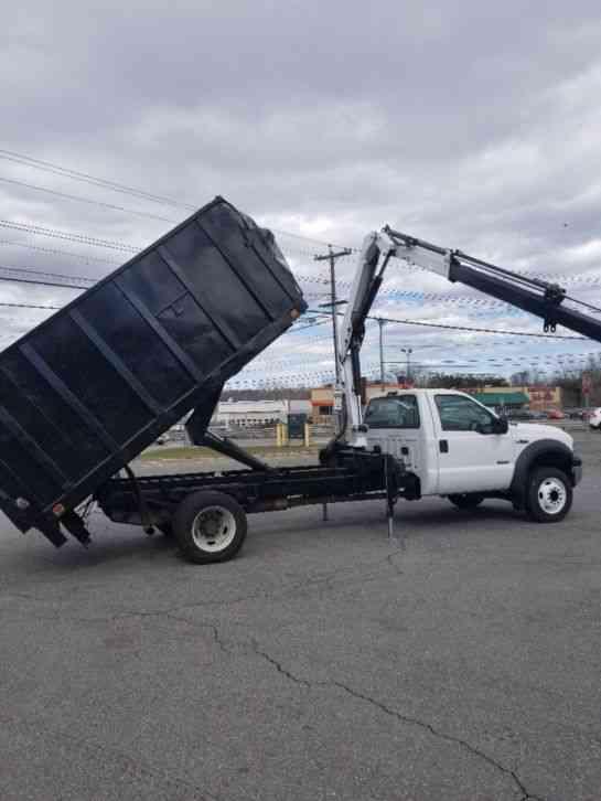F550 For Sale >> Ford f550 (2007) : Bucket / Boom Trucks