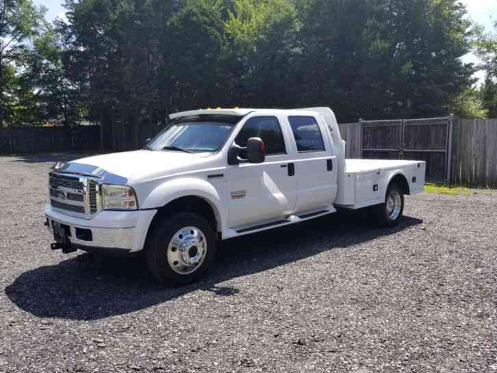 Ford f- 550 (2007)