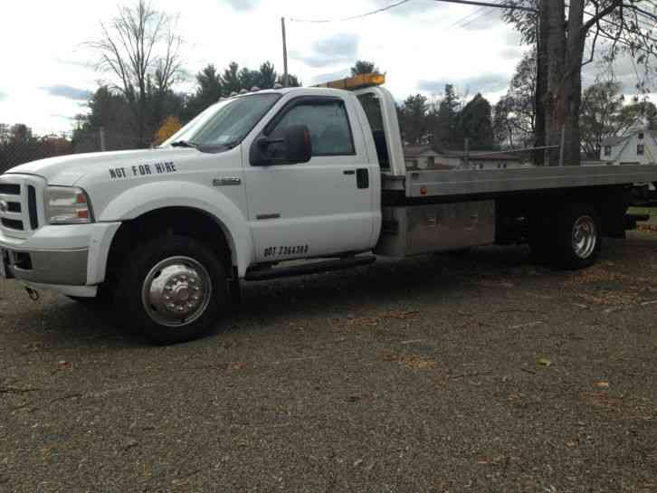 Ford F550 2007 Flatbeds Amp Rollbacks