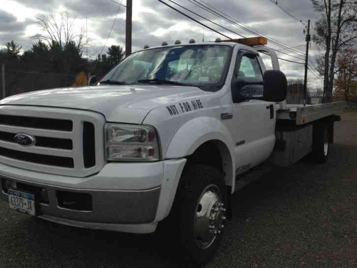 Used Car Auctions >> Ford F550 (2007) : Flatbeds & Rollbacks