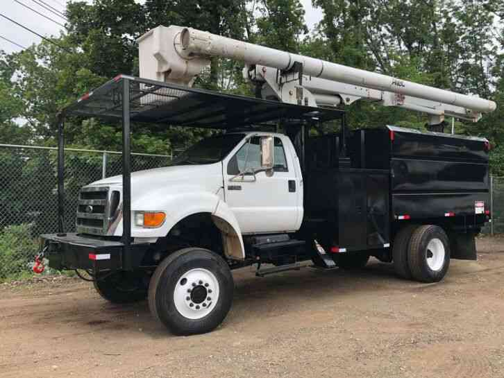 Ford f750 -- (2007)