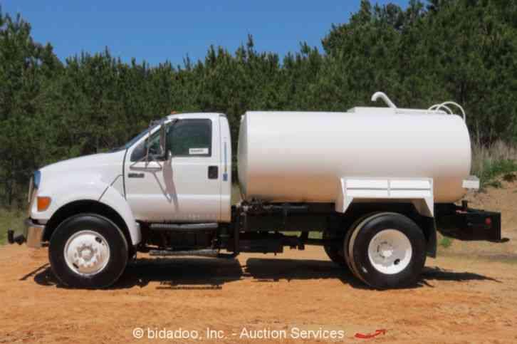 Ford F750 (2007) : Medium Trucks