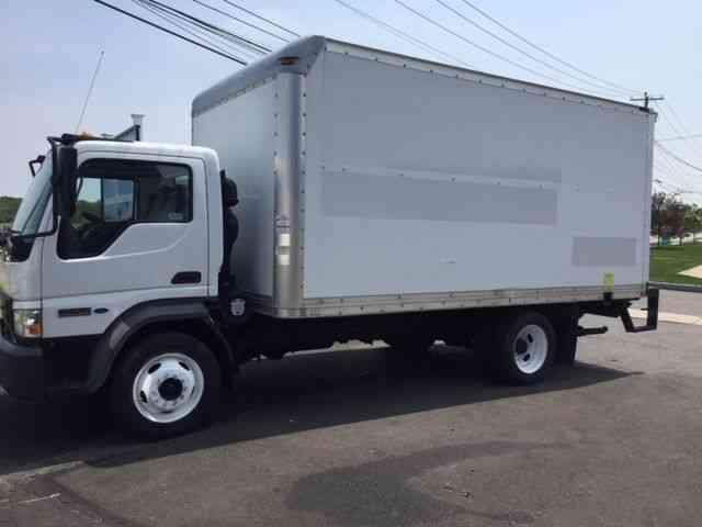 lcf ford 2007 fuse box ford lcf (2007) : van / box trucks