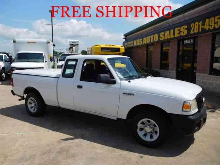 Ford Ranger 2 3 L Engine For Sale >> Ford Ranger Sport Super Cab 2 3l 49klow Miles 2007