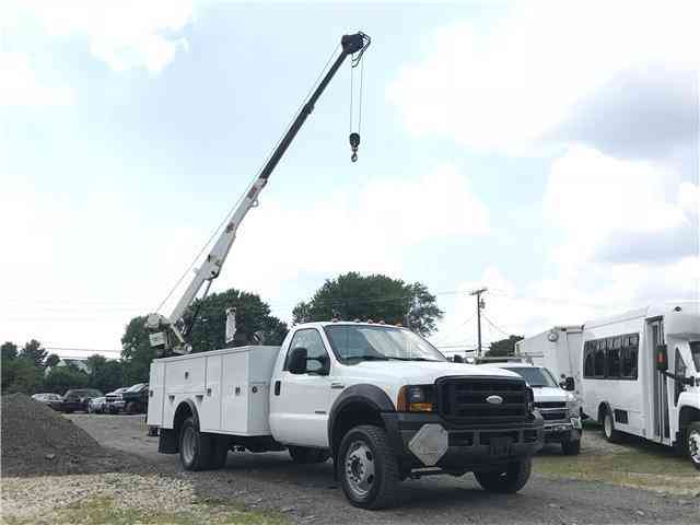 Ford Super Duty F-550 DRW XL (2007)