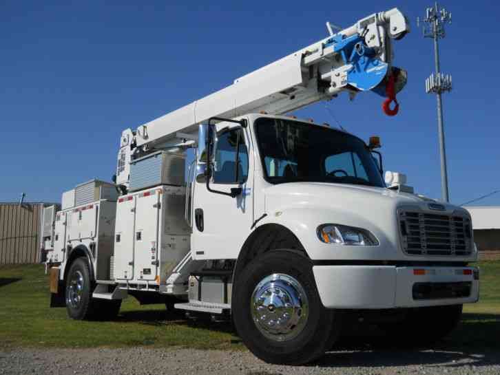 Bucket Truck Controls : Freightliner business class m wireless remote control