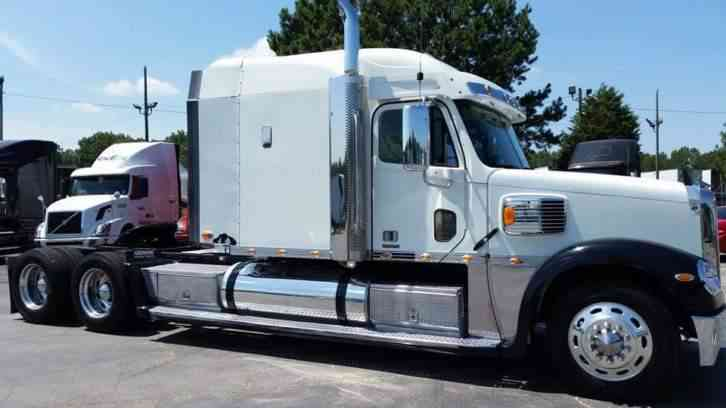 Freightliner Coronado For Sale >> Freightliner Coronado 2007 Sleeper Semi Trucks