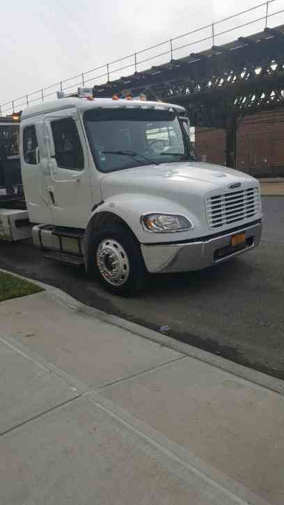 Freightliner M2 Business Class 2007 Flatbeds Amp Rollbacks