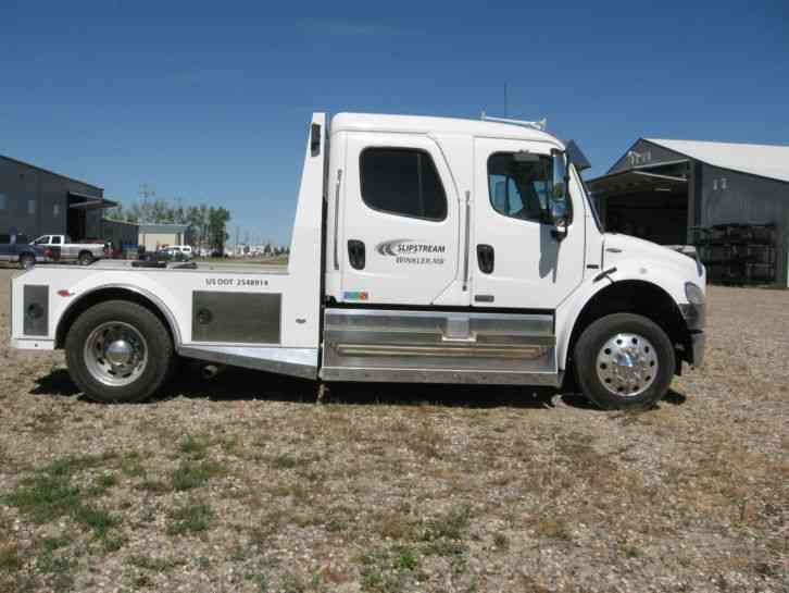Used Semi Trucks >> Freightliner M2 Sport Chassis (2007) : Medium Trucks