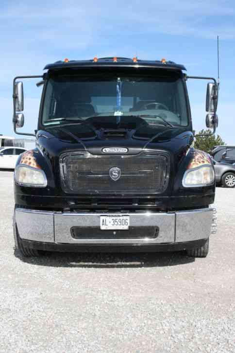 Freightliner Sport Chassis Shaqliner 2007 Sleeper Semi