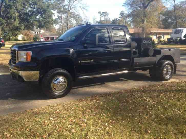 gmc 3500 diesel 2008 with welding box for sale autos post. Black Bedroom Furniture Sets. Home Design Ideas