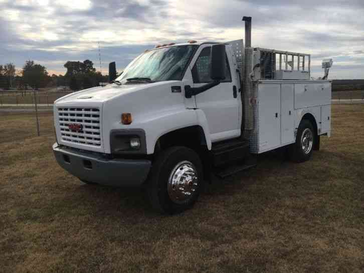 Gmc 6500 Truck With 5th Wheel Autos Post