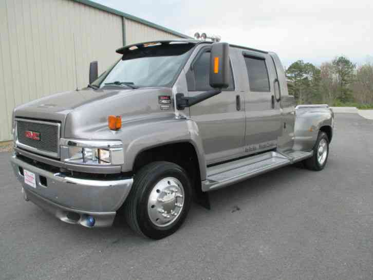 C4500 For Sale >> Gmc C4500 2007 Medium Trucks