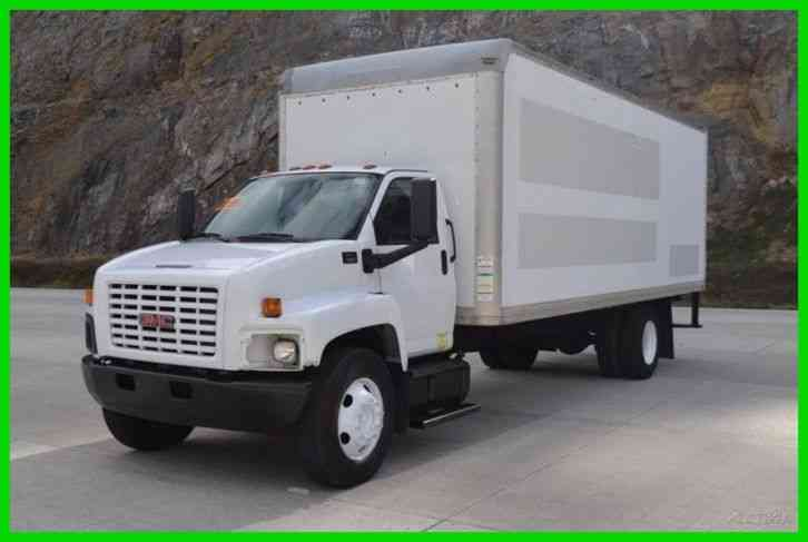 GMC C7500 24Ft Box Truck (2007)