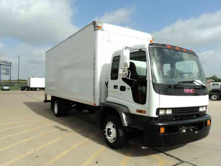 Gmc  Isuzu  T6500  Ftr   2007    Medium Trucks